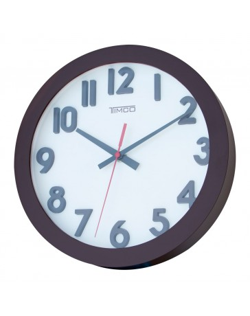 Reloj de Pared Timco RCH-CHO - Envío Gratuito