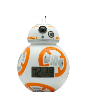 Reloj Despertador Bulb Botz Star Wars Bb-8 3.5 - Envío Gratuito