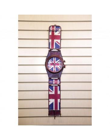 Reloj de Pared London Running - Envío Gratuito
