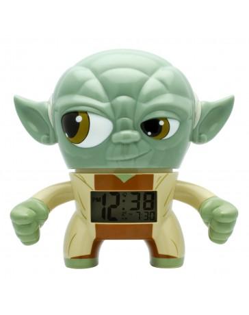 """Reloj Despertador Bulb Botz Star Wars Yoda 7.5"""" 2020022 - Envío Gratuito"""