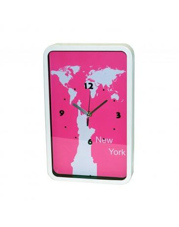 Reloj de Pared Deco Ciudades 1642-107 - Envío Gratuito