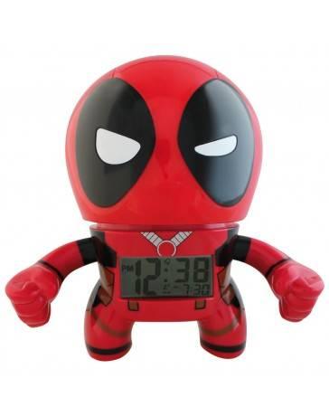 Despertador Bulb Botz Marvel Deadpool 2020893 - Envío Gratuito