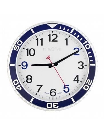 Reloj de Pared Nine To Five Clocks Pcls01Az - Envío Gratuito