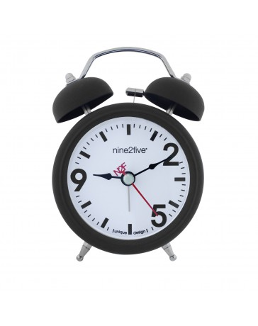 Reloj Despertador Nine To Five Clocks Dbll01Ng - Envío Gratuito
