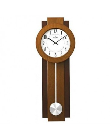 Reloj Bulova de Pared Caoba C3383 - Envío Gratuito