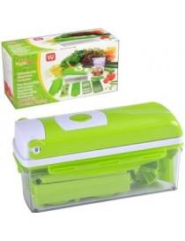 Nicer Dicer Plus Rallador de verduras 1272 Diferentes Cuchillas - Verde - Envío Gratuito