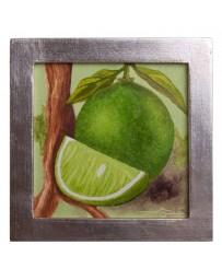 Cuadro Artesanal de Fruta Limon - Envío Gratuito