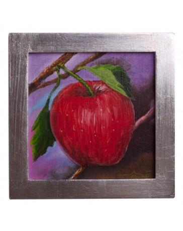 Cuadro Artesanal de Fruta Manzana - Envío Gratuito