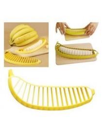 1Pieza de Cortador de Plátano Frutas y Verduras - Envío Gratuito