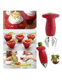 Cuchillo de Fresas de Hojas /Tallos - Envío Gratuito