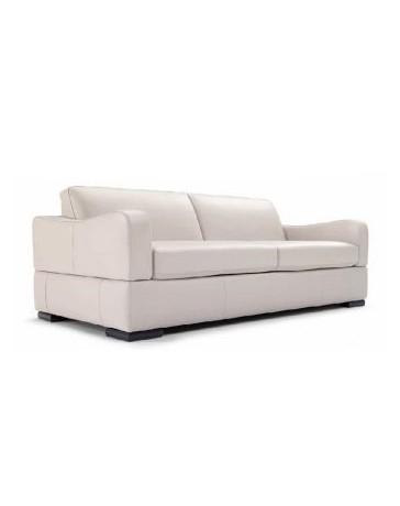 Sofa Cama Mueblemoda Jean-Crema - Envío Gratuito