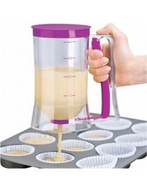 Dispensador De Mezcla Para Cupcakes Muffins Hot Cakes - Envío Gratuito