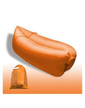 Sofá / sofá cama para acampar al aire libre - Naranja - Envío Gratuito