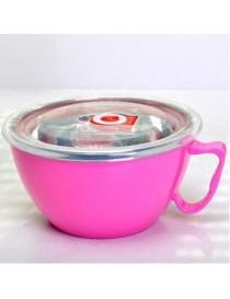 Bowl de acero inoxidable-brang-rosa - Envío Gratuito