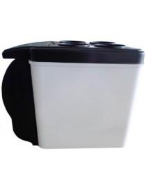 Mini Refrigerador Portatil Hielera Frigobar Para Auto 1701 - Envío Gratuito