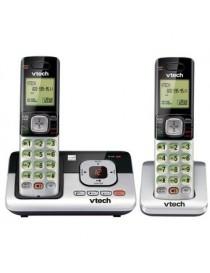 Juego De 2 Telefonos Inalámbricos Vtech Cs6829-2 Contestador - Envío Gratuito