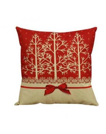 Nioworld Sofá cama de Navidad caja de la almohadilla-Rojo - Envío Gratuito