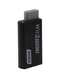 WII para conversión adaptador 3.5mm audio mini portátil salida HDMI 1080p - Envío Gratuito