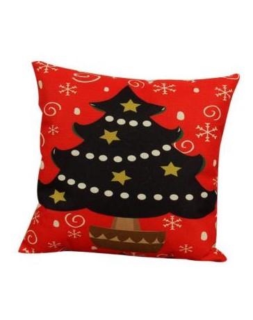 Cocodeal Sofá Cama De Navidad Caja De La Almohadilla-Rojo - Envío Gratuito