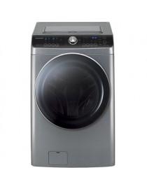 Lavadora-Secadora Eléctrica Daewoo DWDC-HP3610S1 18Kg-Gris - Envío Gratuito