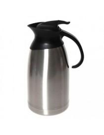 Termo Cafetera Acero Inoxidable 2 Litros Modelo SM-432005 Plateado Namaro Design - Envío Gratuito