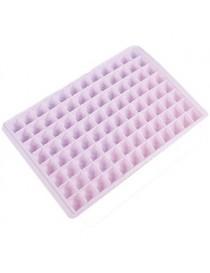 Continuo 96 Diamond Ice Cube molde de chocolate cortador Bricolaje Random precioso Freeze Bar. - Envío Gratuito
