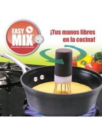 Mezclador Eléctrico Automatizado EASY MIX - Negro - Envío Gratuito