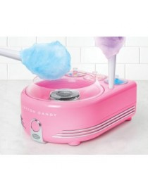 Máquina De Algodones De Azúcar Nostalgia COT5PK Conos Reutilizables-Rosa - Envío Gratuito
