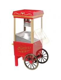 Maquina Para Palomitas De Maiz Marca Nostalgia Sin Aceite-Rojo - Envío Gratuito