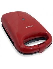 Sandwichera Modelo Sm-200 De Taurus - Roja - Envío Gratuito