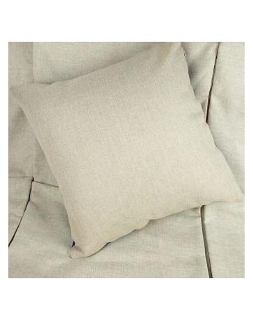 Amortiguador de la almohadilla de algodón de lino para Home Office Sofá cama - Envío Gratuito
