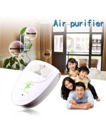 ER Mini Bar Oxígeno cubierta ionizador de aire fresco del purificador del ambientador de la pared del hogar 110  220V. - Envío G