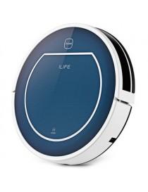 ILIFE V7 Silenciado Inteligente Robot De Barrido Azul EU - Envío Gratuito