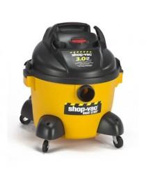 Aspiradora ShopVac Right Stuff 6 Galones 3 HP-Amarillo con Negro - Envío Gratuito