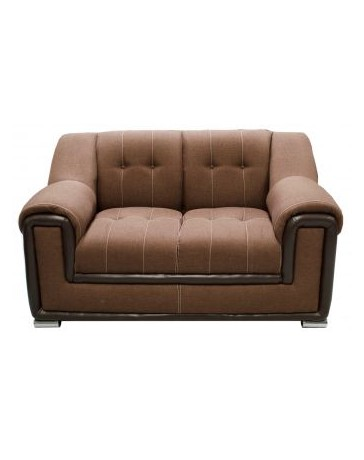 Love Seat Cordoba Fabou Muebles - Envío Gratuito