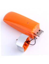 ER JO-728 Formaldehyde Sterilization Second-Hand Smoke Car Purifier Remove-Orange - Envío Gratuito
