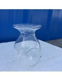 MagiDeal Candelabro De Cristal Quemador De Aceite Titular De La Vela Aroma Estufa Más Cálido Decoración De Mesa - Envío Gratuito