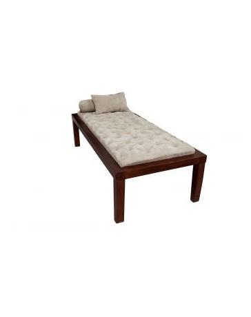 Pie de cama capitaneada Ozi - Envío Gratuito