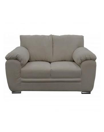 Love Seat Moderno Texas Fabou Muebles - Envío Gratuito