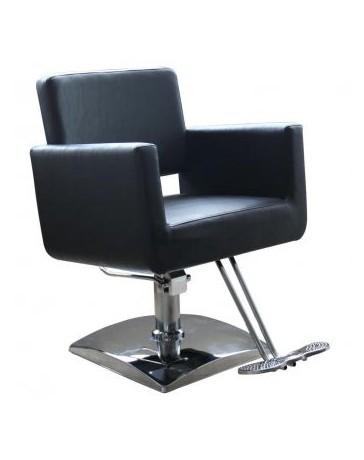 Silla sillón hidráulico negro estetica peluqueria salon belleza EastMagic - Envío Gratuito