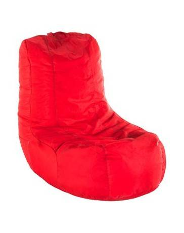 Sillón Puff Rojo Freedom Fun Confort - Envío Gratuito