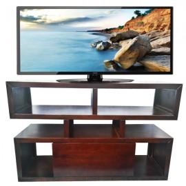 Mesa para TV Andros-Capuchino - Envío Gratuito