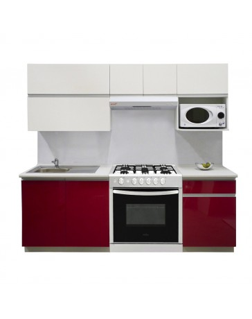 Cocina Modular Brendola Ferreti 2.40Mts. - Envío Gratuito