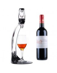 Aireador De Vino Set LFK-008B Magic Deluxe LED Wine Aerator Set Essential Decanter Gift Box - Envío Gratuito